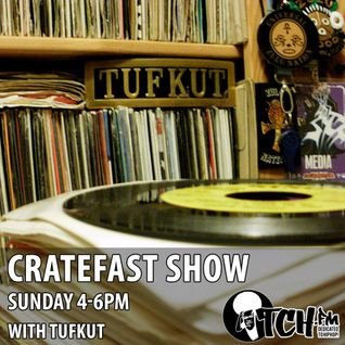 CratefastShow On ItchFM  (08.02.15)