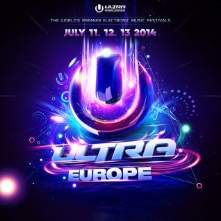 Martin Garrix - Live at Ultra Europe - 11.07.2014