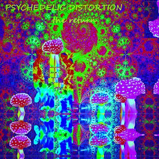 PSYCHEDELIC DISTORTION - The Return 2013