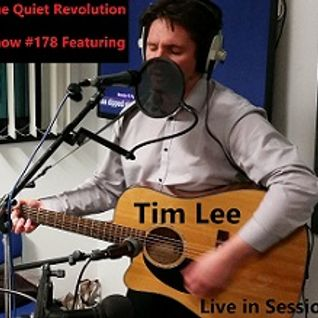 The Quiet Revolution - Show #178 - Moorlands Radio 18-04-16