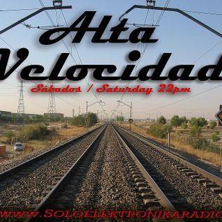 ALTA VELOCIDAD #6 (03 Nov '12)