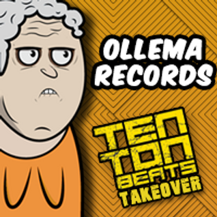 Ten Ton Beats Takeover on Ollema Records Radio - DJ Rekless with MC's D-Low &  J.O.K