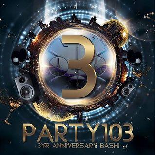 Asla Kebdani - Party103 3yr Anniversary Bash!
