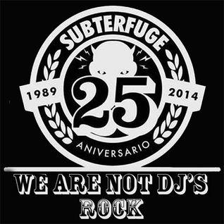 Subterfuge 25. Rock