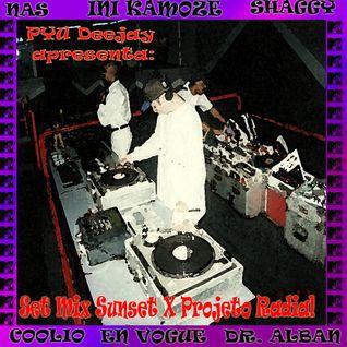 SunsetXProjetoRadialMix