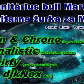 knox @Panta-Rhei_ tech-house music2013-09-08 B.Topola