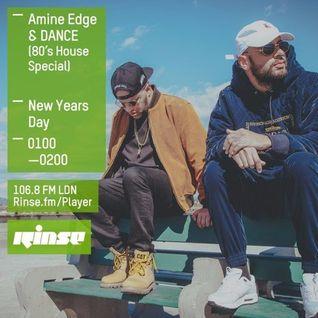 Amine Edge & Dance - Rinse FM Podcast - 01-Jan-2016
