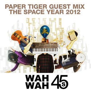 Guest Mix: Paper Tiger - The Space Year 2012