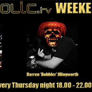 The Clubaholic Weekend Warmup Radio Show (Halloween 2013 Edition)
