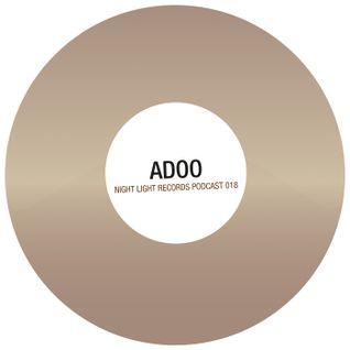 Adoo - Night Light Records Podcast 018