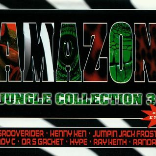 Kenny Ken - Amazon Jungle Collection Vol 3 - One Nation, Wembley - 25.5.96