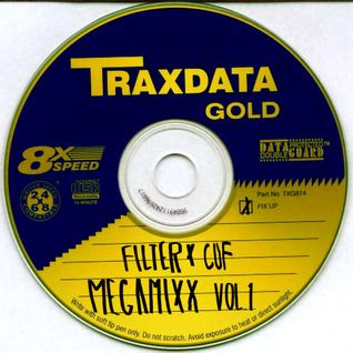 FILTER x CUF MEGAMIXX vol. 1