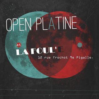 Mix Open Platine @ La Foule Pigalle