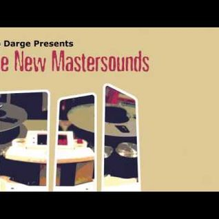NEW MASTERSOUNDS feat CLEVELAND FRECKLETON and THE HAGGIS HORNS: 9 Sept. 1990