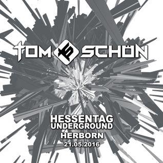 Tom Schön - 20-05-2016 Hessentag Underground Herborn