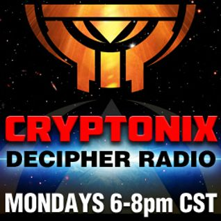 Cryptonix - Decipher Radio 009 - 07-22-2013