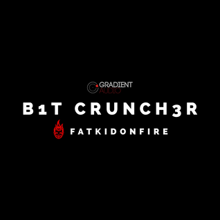 B1t Crunch3r x FatKidOnFire (Gradient Audio promo) mix