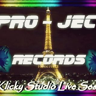 Dj Klicky LIVE @ Pro-Ject Records Studio (Paris)Special Techno