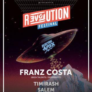 Franz Costa - RaDiKaL & ABC presents Revolution 27.05.16 Live At Club ABC Arad (RO) [1:3]