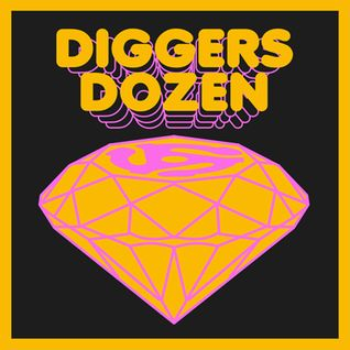 Crate Invader (Point Blank FM) - Diggers Dozen Live Sessions (August 2016 London)