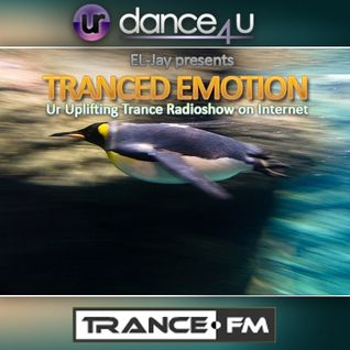EL-Jay presents Tranced Emotion 317, Trance.FM -3015.11.03
