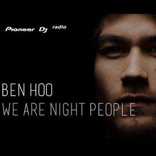 BEN HOO - WE ARE NIGHT PEOPLE #27
