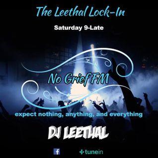 DJ Leethal - The Leethal Lock In - 10.09.2016