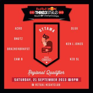 DJ D-Lux - Canada - Ottawa Qualifier