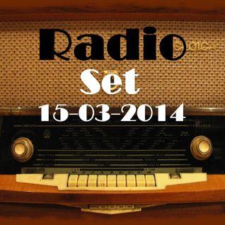 Xavier Mota - Radio - SET 15-03-2014 - Concurso de Dj AE Arouca
