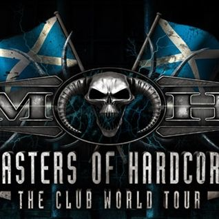 BPM @ Masters Of Hardcore (club world tour) @ The Arches 2011