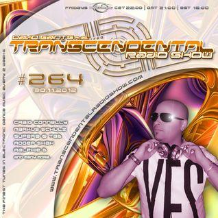 David Saints pres. Transcendental Radio Show #264 (30/11/2012)