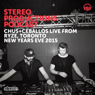 WEEK08_15 Chus & Ceballos Live From NYE at Ryze Toronto