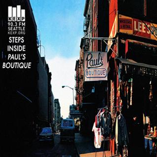 KEXP Presents Inside Paul's Boutique: B-Boy Bouillabaisse, g, h, i.