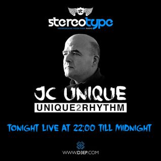 Stereotype 15th May 2016 with JC Unique