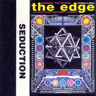 The Edge A8 Series - Seduction (February 1993)