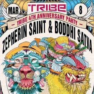 Zepherin Saint @ Tribe, Djoon, Friday March 8th, 2013