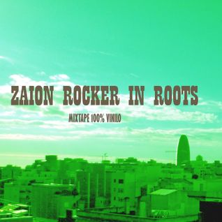 Zaion Rocker in Roots