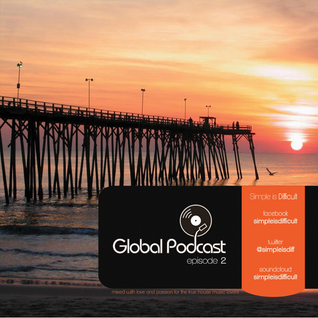 Stereo Cloud & Vee pres. Simple Is Difficult - Global Podcast 02 (2013.01)