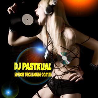 SESION TECH HOUSE DE DJ PASTKUAL 20/11/15
