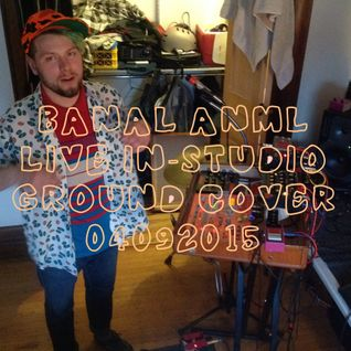 GROUND COVER LIVE IN-STUDIO WITH BANAL ANML 04092015