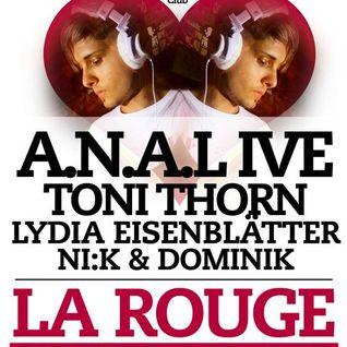 Toni Thorn @ La Rouge - Kindelbrück 11.02.2012