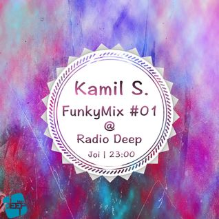 Kamil S. - FunkyMix Podcast #01 @ Radio Deep (29.01.2015)