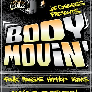 Body Movin' Promo Mix April