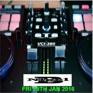 NIGEL B SHOW ON SUPREME FM (FRI 29TH JAN 2016)