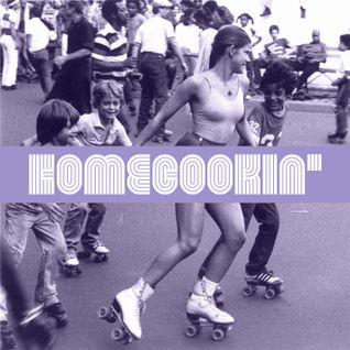 HomeCookin'#12 Roller skating fever (Golden Gate Park mix)