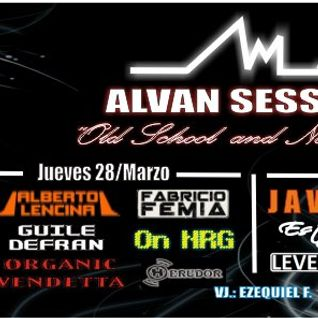 Estigma @ Alvan Sessions 29-03-2012