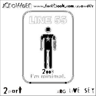 JCPowder - Set Live LINE 55 2 Part Buenos Aires 2008