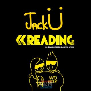 Jack U (Skrillex & Diplo) -  Reading Festival 2016
