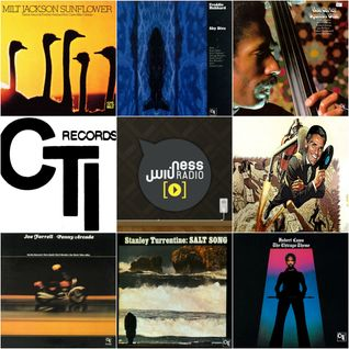 "Jazzcat on Ness Radio - Programme 31 (11/11/2015) - ""CTI Records special"""