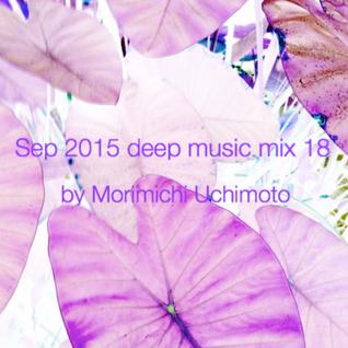 Sep 2015 deep music mix 18
